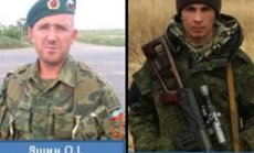 Foto: Ukrainā identificē Krievijas snaiperu vada personālu