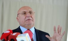 Экс-премьер Годманис стал главой совета Olainfarm