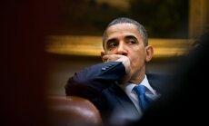 Obama un Kemerons brīdina par nopietnu reakciju gadījumā, ja Sīrijas režīms lietojis ķīmiskos ieročus