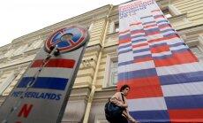 Krievija izsaka nožēlu par Nīderlandes diplomāta piekaušanu