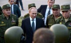 """Западные СМИ: грубую работу в Сирии сделает задиристый """"русский царь"""""""