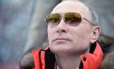Путин оставил лидеров Украины и Грузии без поздравлений с Днем Победы