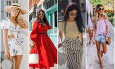 Jūnija modes salikumi: 30 tērpu idejas katrai mēneša dienai