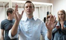 Суд приговорил Навального к пяти годам лишения свободы условно