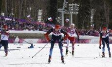 FIS noraida olimpiskā čempiona Ļegkova apelāciju un atstāj spēkā diskvalifikāciju