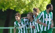 'Metta'/LU futbolisti saglabā vietu virslīgas čempionātā