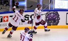 Video: IIHF Balcera uzvaras 'golu' iekļauj dienas skaistāko vārtu topā