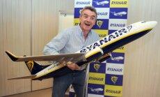 'Ryanair' iegūst atļauju lidojumiem uz Krieviju