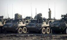 'Delfi' viesojas NATO: Amerikāņi atgriežas Eiropā