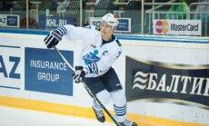 Bārtuļa un A.Kuldas pārstāvētie klubi gūst svarīgas uzvaras cīņā par vietu KHL izslēgšanas turnīrā