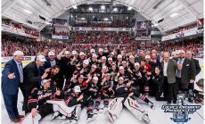 Huskies win first-ever President Cup title