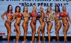 Otro gadu pēc kārtas Rīgā notiks IFBB Eiropas kauss fitnesā 'Fit model' kategorijā
