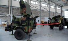 Foto: Ar jaunajiem NBS 'helikopteru radariem' varēs ķert arī kontrabandistus
