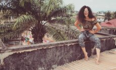 Atdot pēdējo grasi, lai dotos uz Ganu kā brīvprātīgā: Elzas Junkeres stāsts