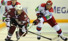 Rīgas 'Dinamo' ļoti svarīgā mačā uzņem Šuplera trenēto Maskavas CSKA komandu