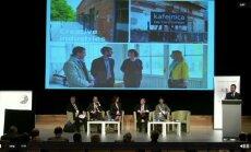 Kāda būs uzņēmējdarbības nākotne reģionos? Video tiešraide