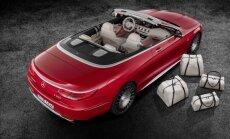 'Maybach' kabriolets 300 vienībās par 300 tūkstošiem eiro