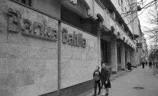 VID 'Banku Baltija' iekļauj 100 valsts lielākajos nodokļu nemaksātājos