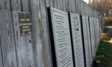 Biedrību 'Memorial' apsūdz 'konstitucionālās iekārtas graušanā'