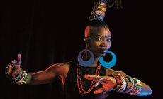 Latvijā koncertēs temperamentīgā 'Grammy' laureāte Dobē Njaorē
