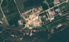 ASV institūts pārliecināts, ka Ziemeļkorejas reaktors atsācis darbu