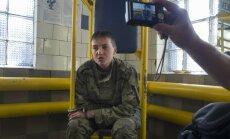 Госдеп США призвал освободить голодающую Савченко