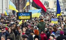 Ukrainas konflikts: Ugunsgrēkā un sadursmēs Odesā gājuši bojā 42 cilvēki; 125 cietušie