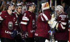 Государство выделило до 75 тысяч евро на покупку страховок хоккеистам сборной Латвии