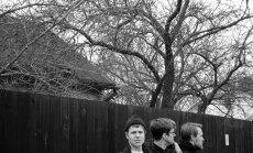 Grupa 'Ezeri' ar debijas albumu 'Ogle' dosies Latvijas koncertturnejā