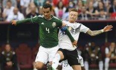 Мексиканец не получит приз лучшего игрока матча ЧМ из-за санкций США