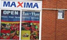 """ФОТО: Найди пять отличий, или в Англии появился """"двойник"""" магазина Maxima"""