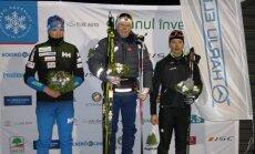 Vīgants izcīna trešo vietu Ziemeļvalstu čempionātā slēpošanā jauniešiem