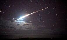 Būs vērojams perseīdu meteoru plūsmas maksimums jeb krāšņs 'zvaigžņu lietus'
