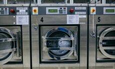 Foto: Ķīmiskās tīrīšanas uzņēmums 'Irve' paplašinās, iegādājoties jaunu ražotni Salaspilī