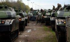 NATO palielina savu klātbūtni Polijā