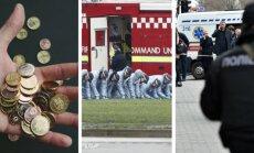 23 марта. Зарплаты в Латвии, теракт в Лондоне, убийство экс-депутата Госдумы в Киеве