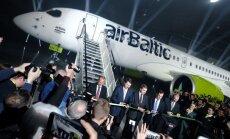 """airBaltic """"пересадит"""" пассажиров с лайнеров Boeing на новые Bombardier"""