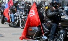 'Putina elles eņģeļi' sasnieguši Berlīni