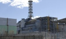 Černobiļas AES jumts neiztur sniega segu; radiācijas noplūdi nekonstatē