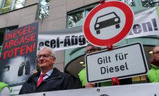 Tiesa nosaka daļēju dīzeļdzinēju aizliegumu Berlīnē