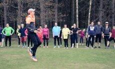 Sākas gatavošanās lielākajam sporta labdarības pasākumam Latvijā - 'Nike Riga Run'