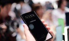 Samsung представила флагманский смартфон Galaxy Note 8
