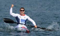 Olimpiskais čempions kanoe airēšanā nekvalificējas Rio Olimpiādei