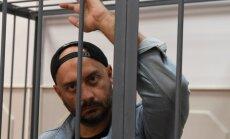 Kirilam Serebreņņikovam piespriests mājas arests