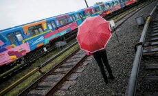 Ukrainā plāno pasažieru vilciena maršrutu no Kijevas uz Baltijas valstu galvaspilsētām