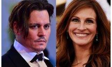Amerikāņu skatītāji prognozē, ka nākamgad 'Oskarus' iegūs Deps un Robertsa