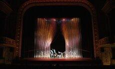 Uzveduma 'Mūzika, deja, piedzīvojums!' scenogrāfija iegūst balvu konkursā 'Gada balva dizainā 2014'