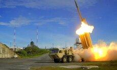 Saūda Arābija par 15 miljardiem dolāru pērk pretraķešu sistēmu 'Thaad'