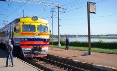 КАРТА: Электрички и поезда в Латвии переходят на систему тарифных зон