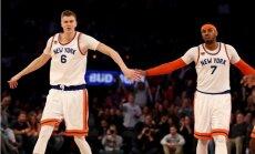 'Knicks' prezidents Milss: Entonija aizmainīšana ir jauns sākums komandai
